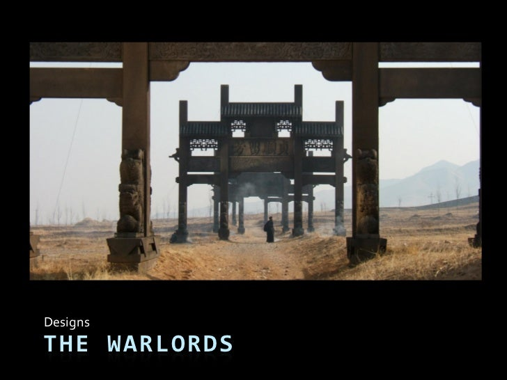 DesignsTHE WARLORDS