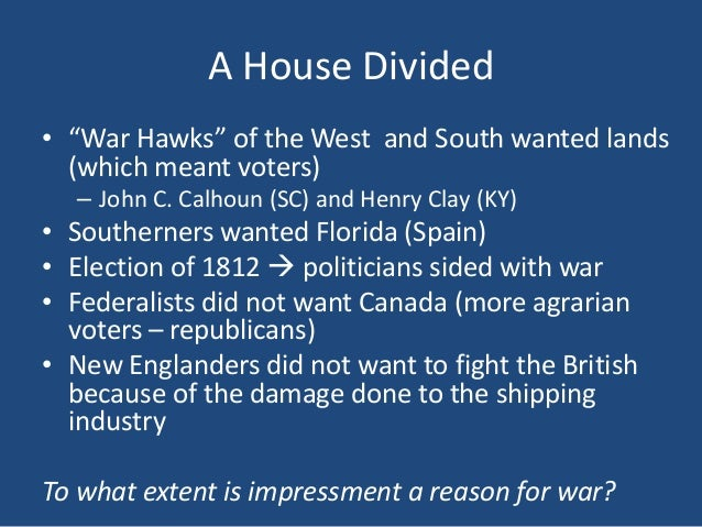 """was the war of 1812 pointless If there ever were a pointless conflict, the war of 1812 was certainly it in the words of marine historian faye kert, it was """"unnecessary, unpopular and inconclusive, declared in response."""