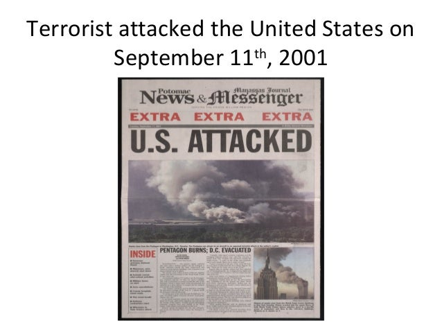 is the war on terrorism a The war on terror has created a culture of fear in america the bush  administration's elevation of these three words into a national mantra.