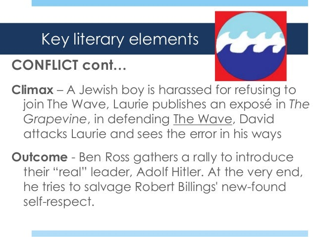 a brief overview of the character ben ross in the novel the wave by todd strasser practise essay on change in the novel the wave by morton rhue the main character is ben ross a history wave this summary will give a brief history.