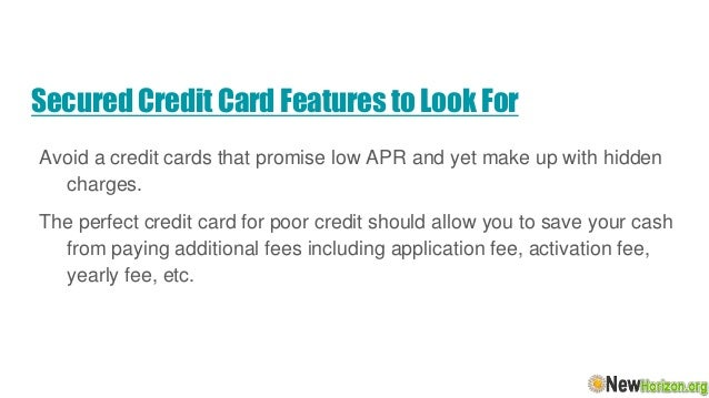 best prepaid credit cards for bad credit - 3