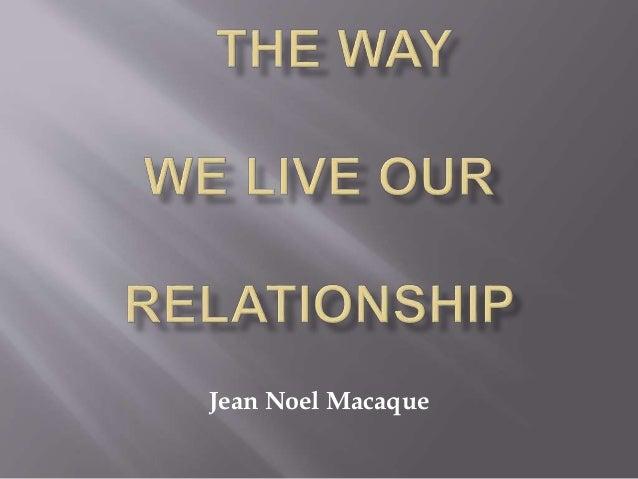 Jean Noel Macaque
