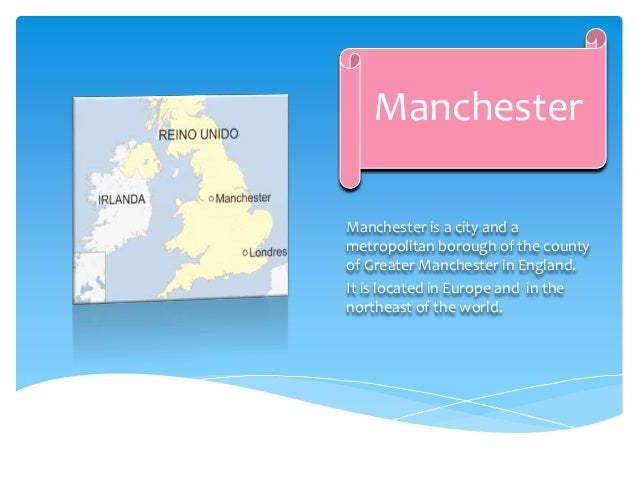 The weather forecast of manchester