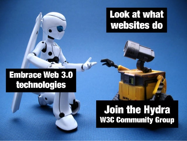 The Web 3.0 is just around the corner. Be prepared!