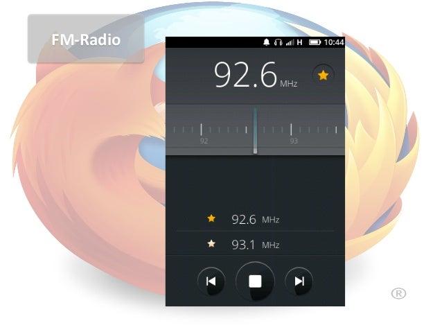 FM-‐Radio