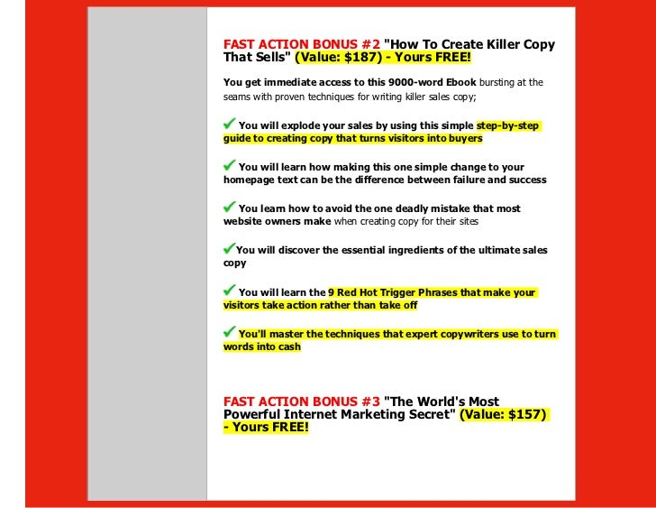 The website marketing bible one of the best internet marketing stra 46 fandeluxe Gallery