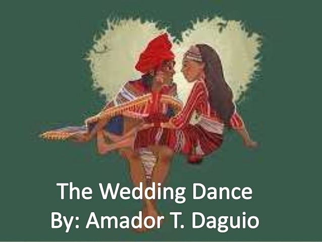 The Wedding Dance Plot By Amador Daguio Boxer Indian Movie Watch