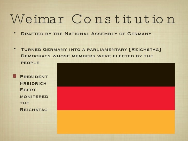 failure of the weimar republic essay There were many reasons why the weimar republic failed the most  the  weimar republic was already in debt and still needed to pay the treaty of  versailles reparations germans were again  related gcse germany 1918- 1939 essays.