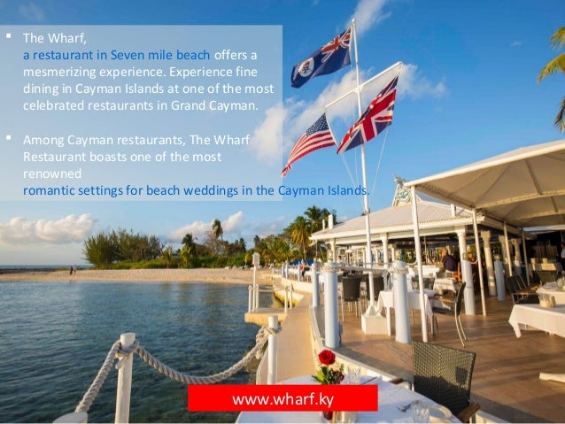 Get The Best Fine Dining Experience In The Cayman Islands
