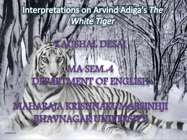 Book Review: 'The White Tiger' by Arvind Adiga