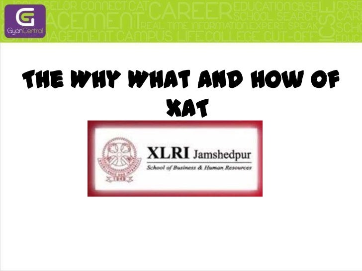 The why what and how of xat Slide 2
