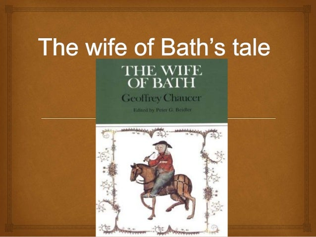 the wife of baths tale