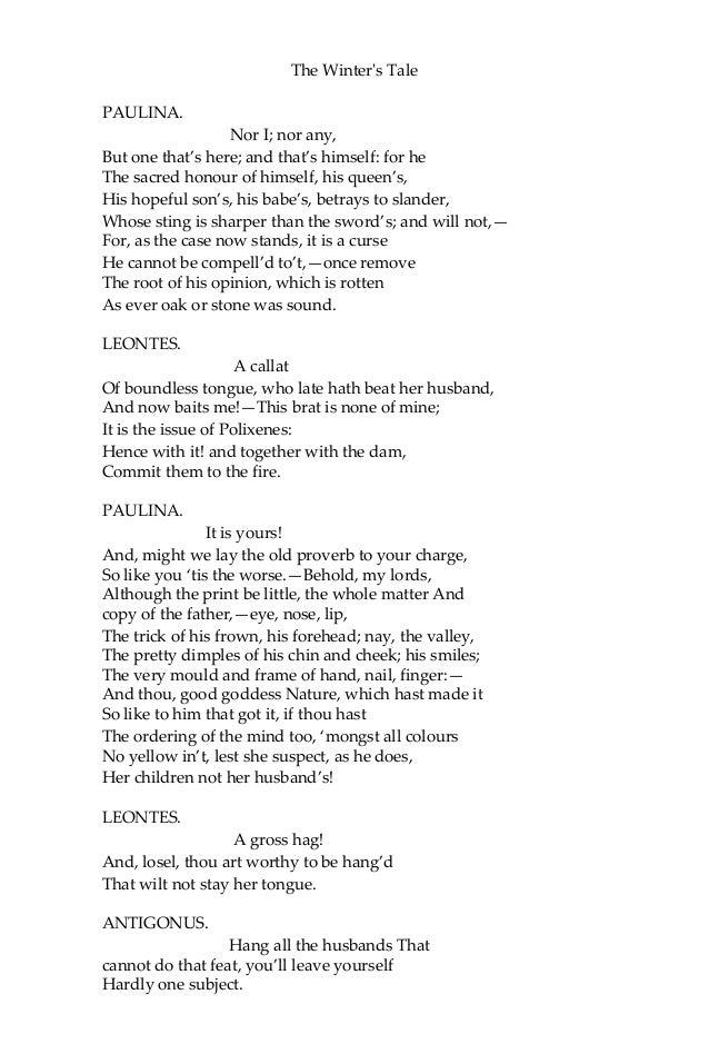 The winters tale william shakespeare ebook 43 fandeluxe Gallery