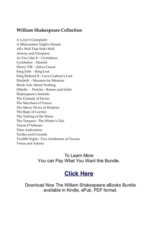 The winters tale william shakespeare ebook 5 fandeluxe Gallery