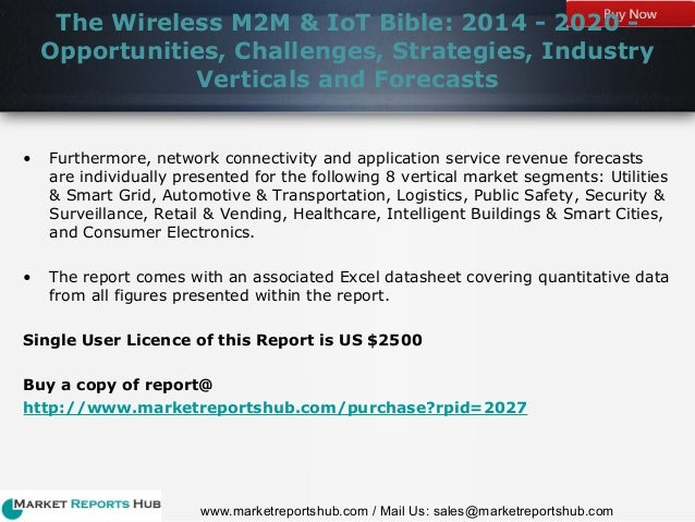 wireless m2m iot bible 2014 Despite its low arpu, the wireless m2m market has become a key focus of many mobile network operators as their traditional voice and data markets become saturated.