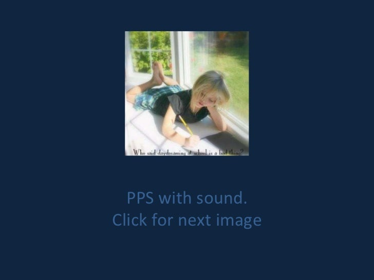 PPS with sound. Click for next image