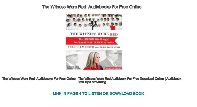 Witness free online