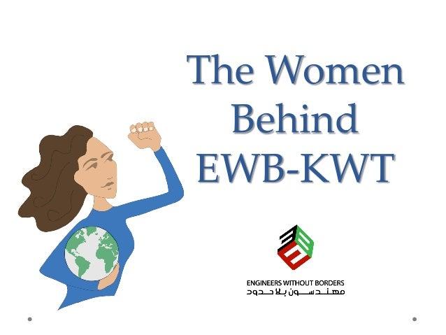 The Women Behind EWB-KWT