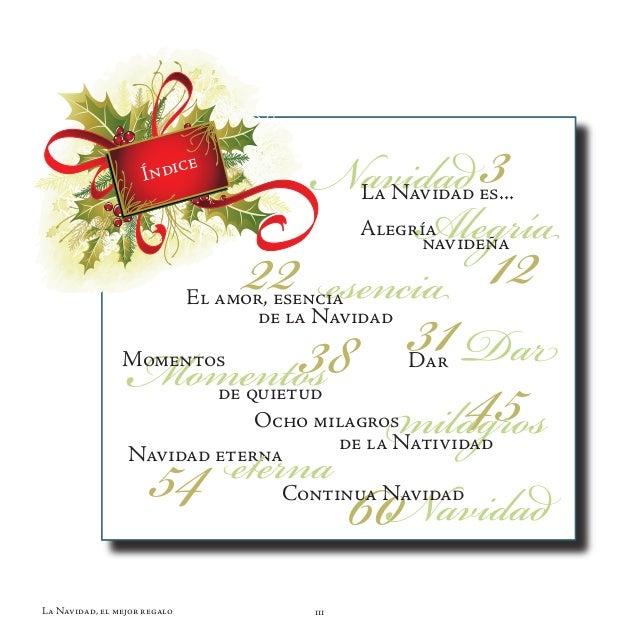 la navidad el mejor regaloiv