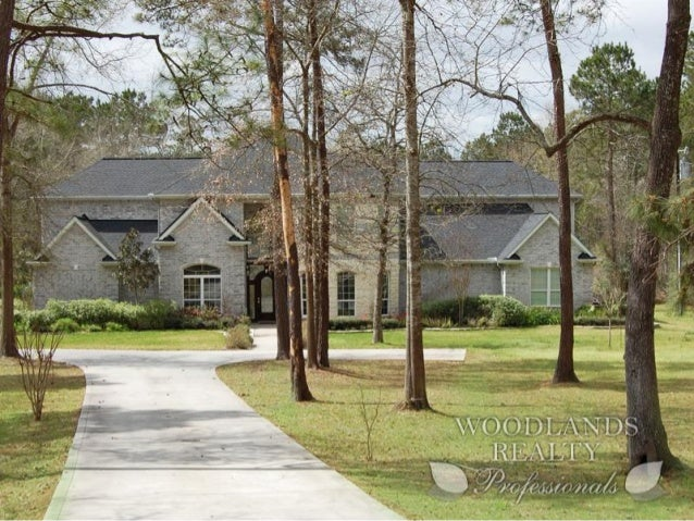 The Woodlands Texas Real Estate