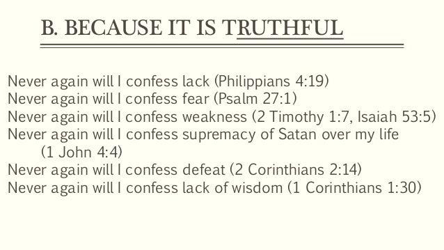 Church Sermon: The Word - Possess It!