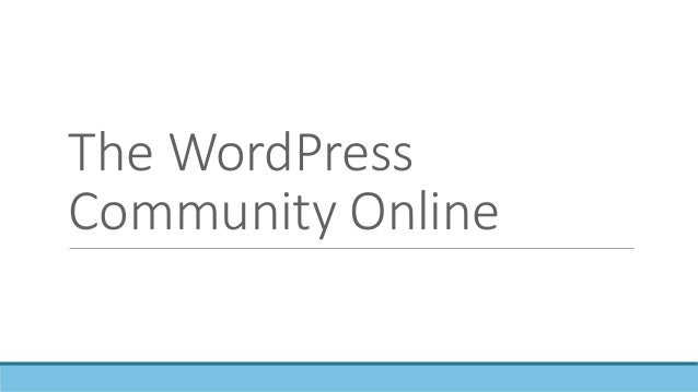 Some Major WordPress Resource Sites WPBeginner – mostly how-to guides for simple tasks https://www.wpbeginner.com/