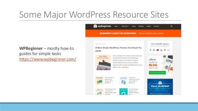 WordPress Resource Sites contd. . . Torque – more editorial content, from development to light pop culture https://torquem...