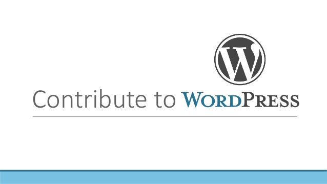 See https://make.wordpress.org/ for the full range of possibilities! There are many different ways to get involved with Wo...