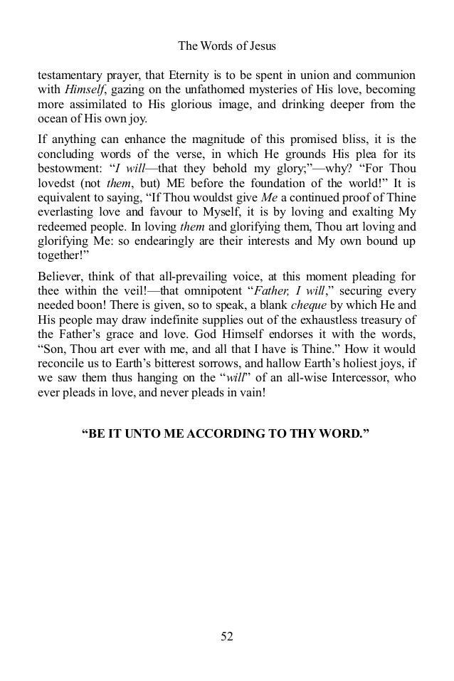 The words of jesus by john r macduff ebook fandeluxe PDF