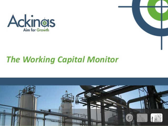 The Working Capital Monitor