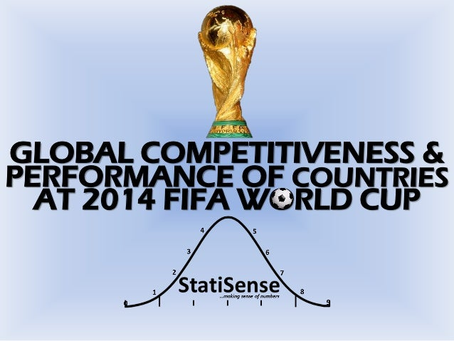 GLOBAL COMPETITIVENESS & PERFORMANCE OF COUNTRIES AT 2014 FIFA WORLD CUP