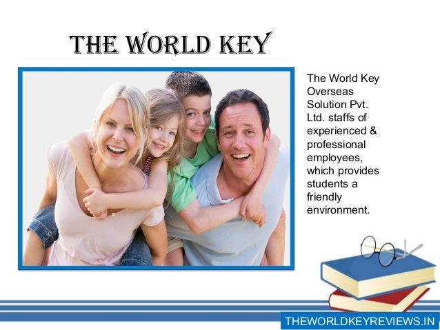 The World Key THEWORLDKEYREVIEWS.IN The World Key Overseas Solution Pvt. Ltd. staffs of experienced & professional employe...
