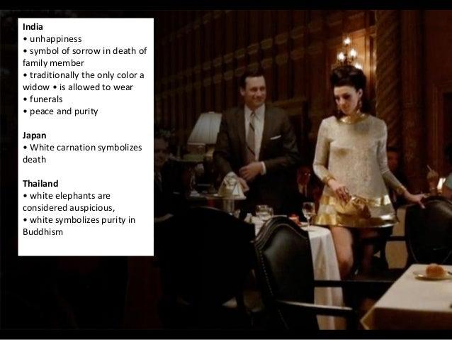 Japan • eternal life • youthfulness • freshness Indonesia • a forbidden color Ireland • religious color for Irish Catholic...