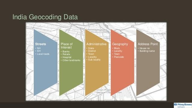 India Geocoding Data 27 Streets