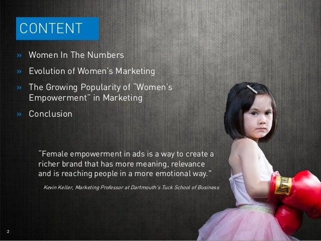Men and women seeking empowerment