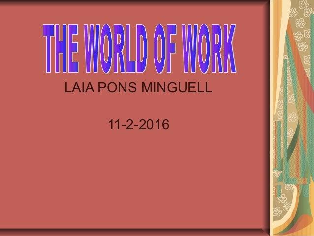 LAIA PONS MINGUELL 11-2-2016