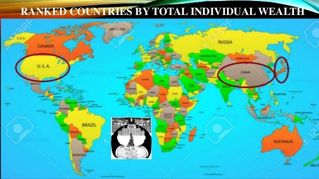 The worlds richest countries presentation ranked countries by total individual wealth gumiabroncs Choice Image