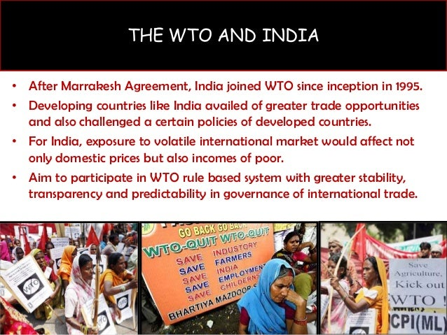 world trade organization and norway The world trade organization (wto) is an intergovernmental organization that regulates international trade the wto officially commenced on 1 january 1995 under the marrakesh agreement, signed by 123 nations on 15 april 1994.