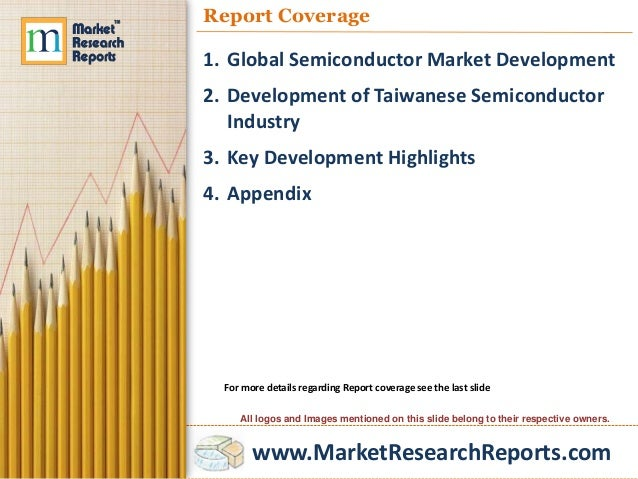 Competition in global semiconductor industry a