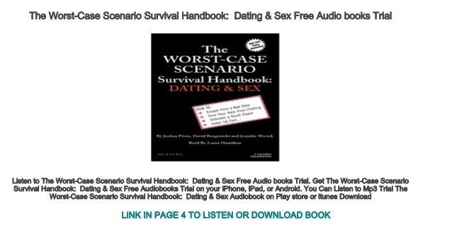 the worst case scenario survival handbook dating and se