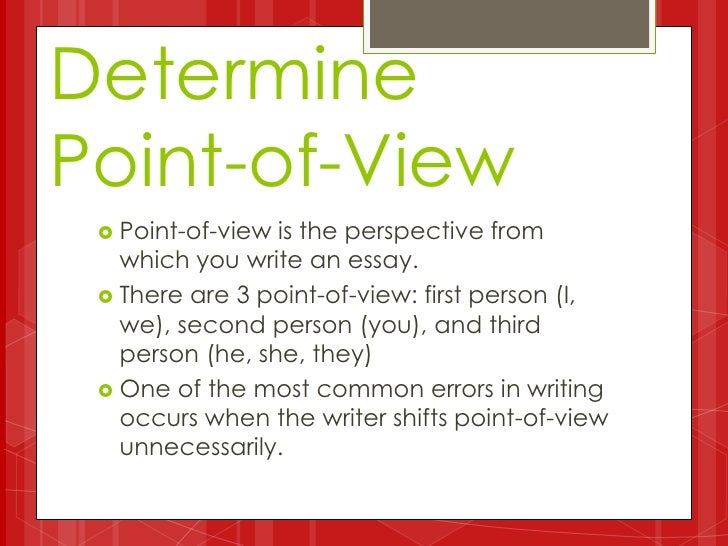 what purpose might there be in writing a story in the second-person point of view