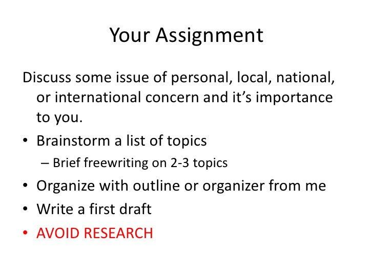 funny argumentative essay topics