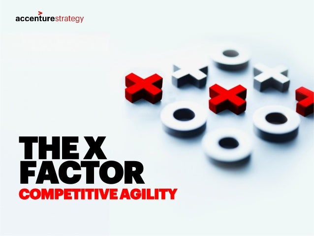 THEX FACTOR COMPETITIVEAGILITY