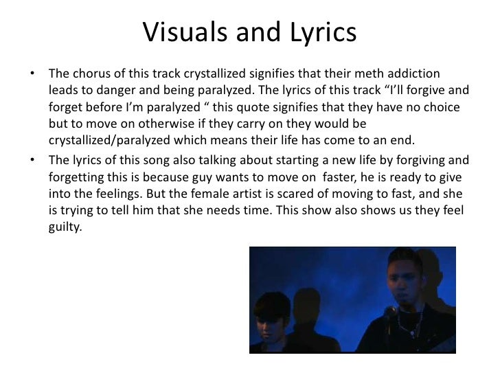 Crystalised by The xx lyrics - YouTube