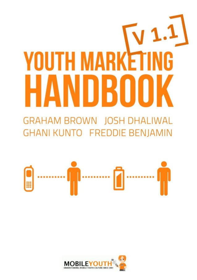 !!!    We need to move from viewing youth as    destinations for our marketing messages        to treating them as partner...