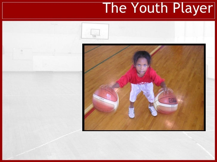 The youth player