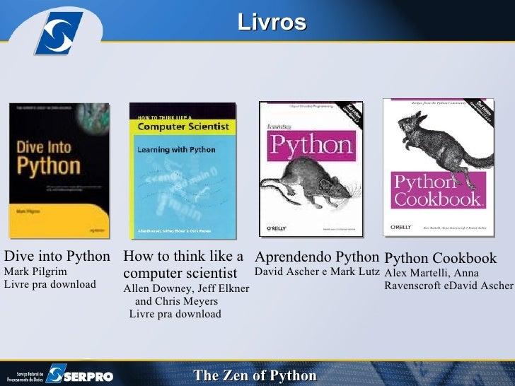 The zen of python 2010 - Dive into python ...
