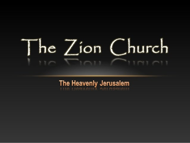 1. IT IS SUPERNATURAL – NOT NATURAL• v.18 cf v.22• Mt. Sinai was natural, ordinary and earthly; Mt Zion is supernatural  ,...