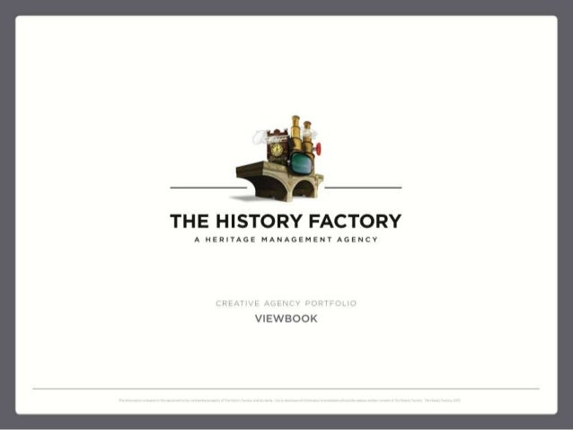 Corporate Histories