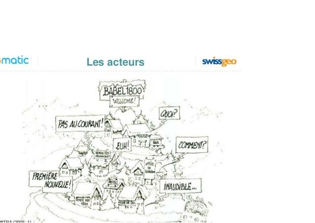 TpM2013: Thierry Pilet, Geomatic : E-Tourisme: un panel de solution de communication au service de la promotion globale et locale. Comment promouvoir l'économie locale? Slide 3